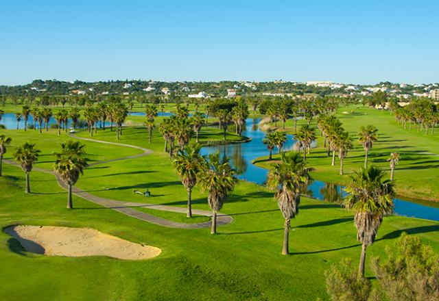 Golf Course Salgados, Algarve