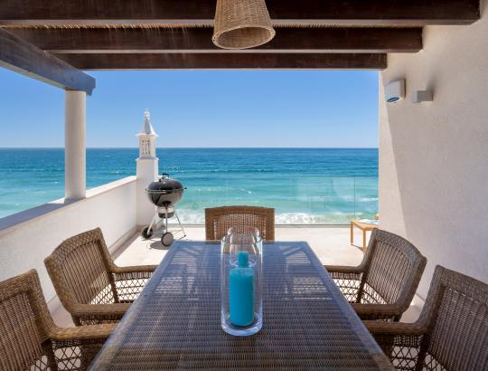 Townhouse Sol e Mar - Beachfront luxury house