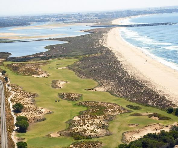 Golf Course Onyria Palmares, Algarve